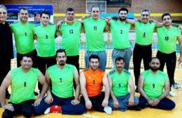 حضور قدرتمند والیبال نشسته استان در مرحله نهایی جام حذفی کشور / کرمانشاه با برد شروع کرد