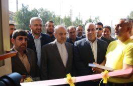 افتتاح چند طرح  ورزشی در سفر وزیر ورزش و جوانان به استان کرمانشاه + گزارش تصویری