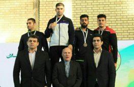 بعد از گذشت ۱۰سال اولین مدال طلای ووشو کشور به ورزشکار کرمانشاهی رسید