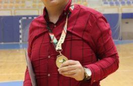 موفقیت ورزشکار سنقری و کسب مدال طلای مسابقات کشوری بیماران خاص