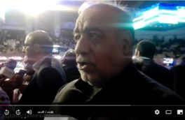 فیلم + جام تختی در سالهی آینده نیز به میزبانی کرمانشاه برگزار خواهد شد