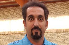 داور ملی کرمانشاهی بهترین قضاوت هفته دهم لیگ دسته یک والیبال کشور را به نمایش گذاشت