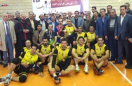 کرمانشاه قهرمان مسابقات کارگران کشور شد