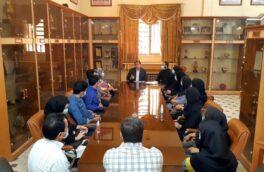 مجمع انتخاب اعضای سمن پرچمداران راه تختی برگزار شد