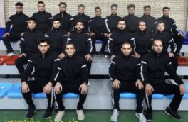 صعود تیم هندبال کرمانشاه به مرحله نهایی لیگ یک باشگاههای کشور
