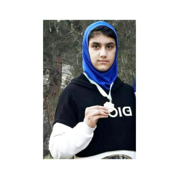 افتخار آفرینی بانوی ووشوکار کرمانشاهی در مسابقات قهرمانی کشور