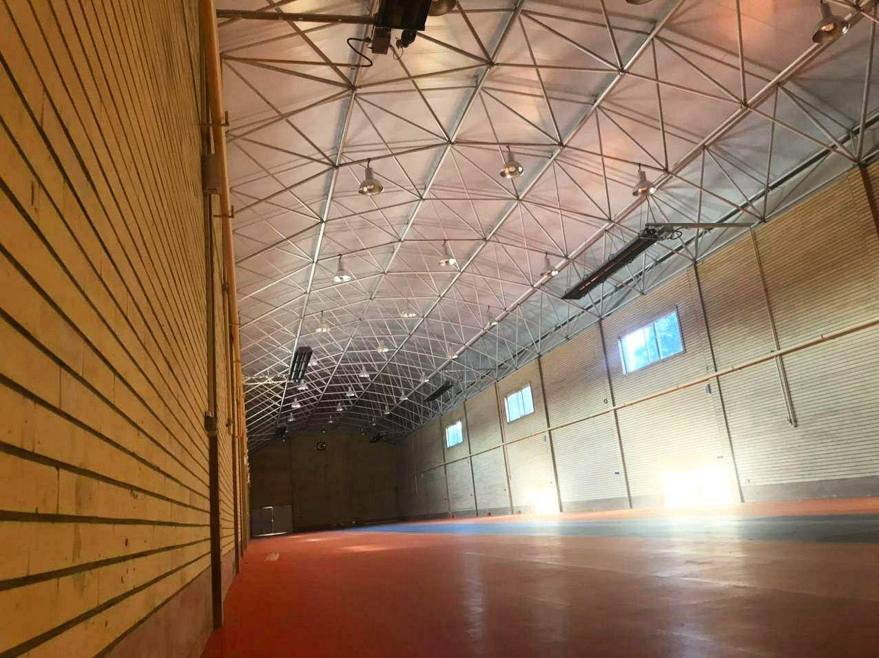 افتتاح یکی از  بزرگترین آکادمی های ورزشی کشور در کرمانشاه