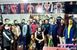 بی سابقه ترین رکورد تاریخ ورزش باستانی توسط پهلوان کرمانشاهی