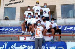 ورزشکار کرمانشاهی در مسابقات جایز بزرگ مشهد شگفتی ساز شد