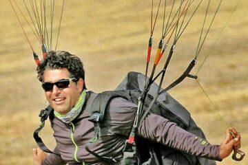 مربی کرمانشاهی سرپرست کمیته مسابقات انجمن ورزشهای هوایی شد
